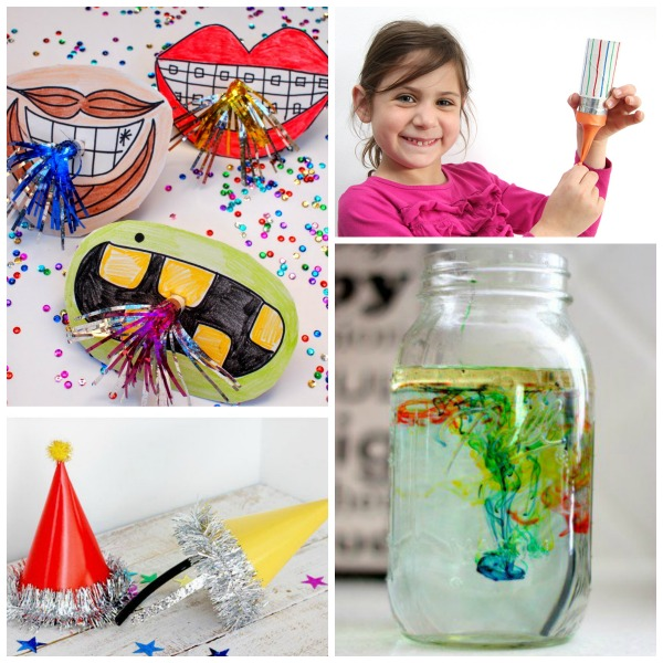 30+ FUN WAYS TO CELEBRATE THE NEW YEAR WITH KIDS