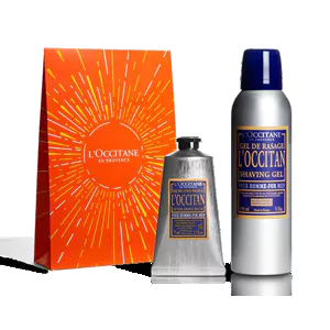 L'Occitane Shaving Duo