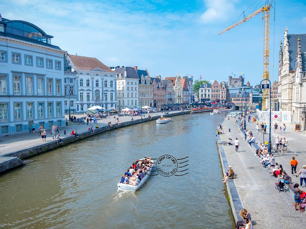 [BELGIUM] Day Trip to Ghent - Things to Do and What to Eat