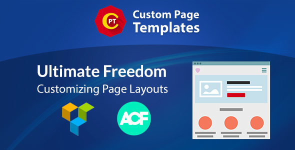 Custom Page Templates v3.0.7