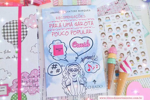 Recomendações para uma Garota Pouco Popular - Amanda Salvatori Marques