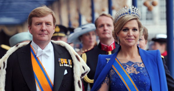Jewels in Motion: Queen Maxima's Inauguration Jewels