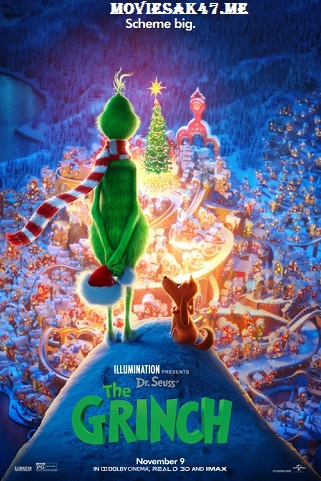 The Grinch (2018) English Animation Movie WEB-DL 720p 750mb 480p 300MB