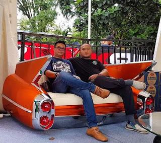 Mau Pesan Sofa Model Buntut Mobil Klasik ?