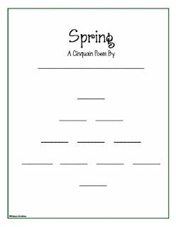 Johnson Creations: March Writing Ideas