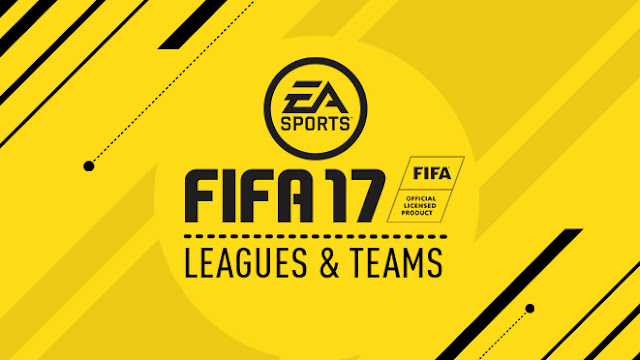 As Ligas e clubes presentes no FIFA 17