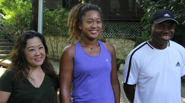 Meet Naomi Osaka's Parents