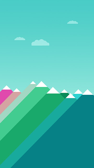 Flat Design Wallpaper Flash Plus 2