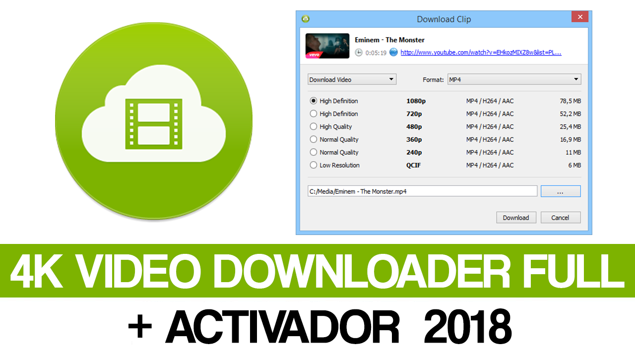 codigo licencia 4k video downloader