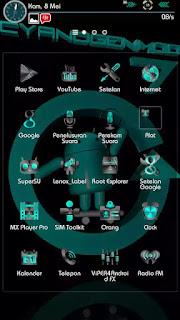 Custom Rom Evercoss A7S Cyanogen Mod