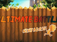 Ultimate Battle - Ninja Dash Mod Apk Full Character
