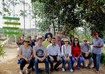 Município de Sairé recebe empresários para conhecer potencial turístico da Cidade