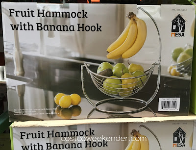 Mesa Fruit Hammock With Banana Hook - Stores and displays fruits and vegetables