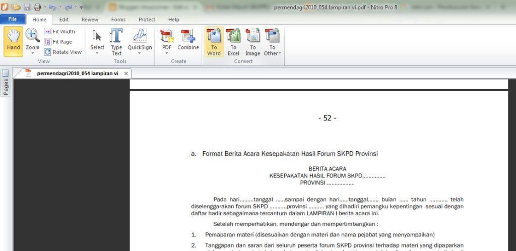 pdf to word converter nitro pro