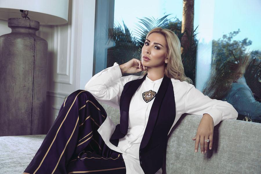Interview With Lebanese TV Presenter Joelle Mardinian