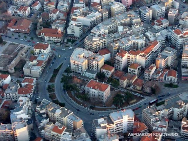 Μια πόλη στην αγκαλιά της Παναγιάς