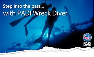 Wreck Diver - Sea Breaze
