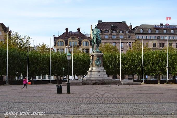 Back to Malmö - Dzień 3 (i w końcu słoneczny!)