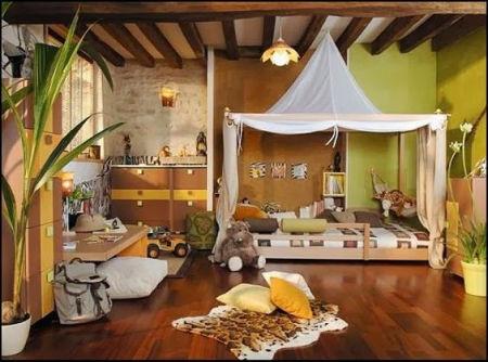 Jungle Slaapkamer Maken. Awesome Andere Kamer In Huis De Babykamer ...