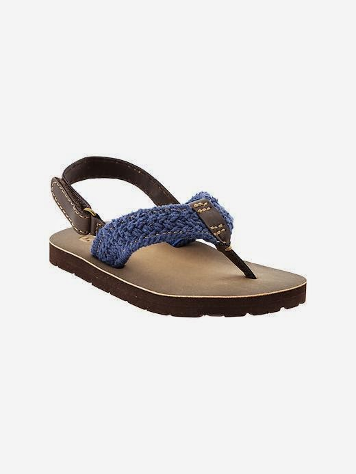 Nautical By Nature Gap Old Navy Nautical Sandals For The