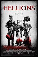 Hellions (2015) online y gratis