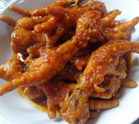 How To Create A typical Ceker Seblak Bandung Super Spicy Favors