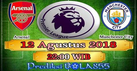 Prediksi Bola855 Arsenal vs Manchester City 12 Agustus 2018
