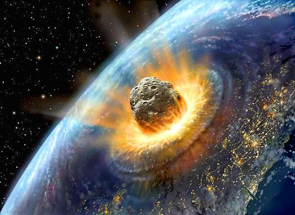 Asteroide ira destruir a Terra em setembro