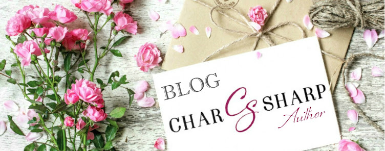 Char Sharp, Author - BLOG