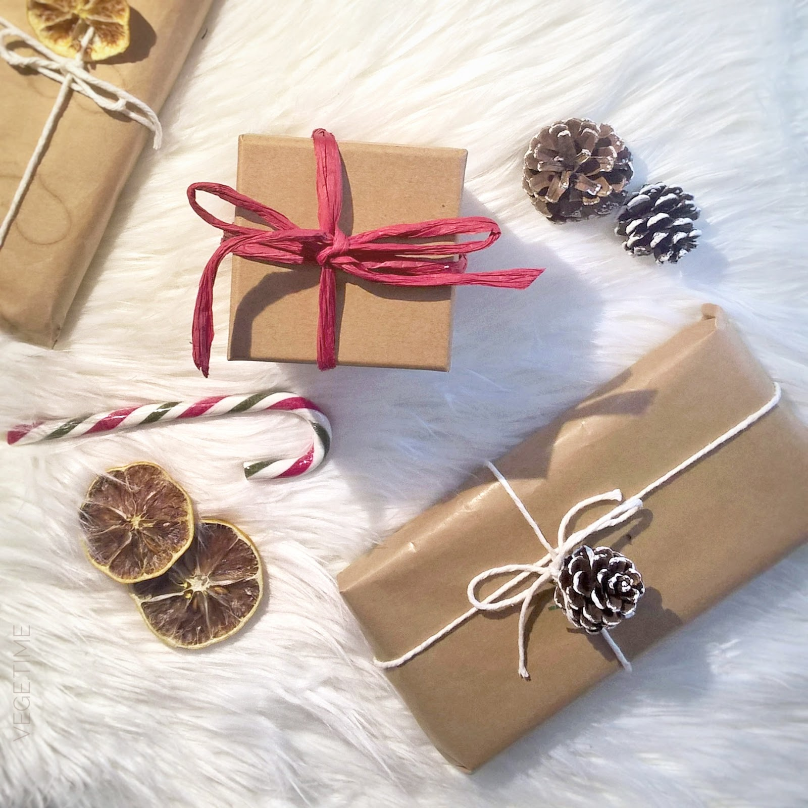 Ideas for eco gift wrapping