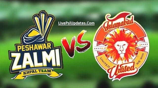 Islamabad United Win First PSL 2017 Match Against Peshawar Zalmi