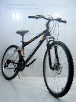 3 Sepeda Gunung BESTFRIEND TANGO 18 Speed Shimano 26 Inci
