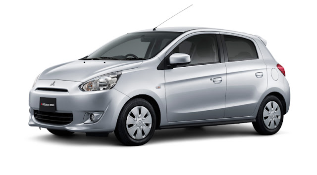 New Mitsubishi Mirage - Subcompact Culture