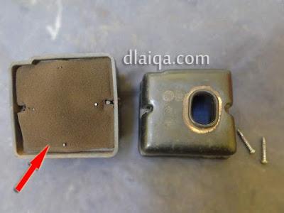 elemen filter udara