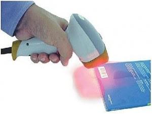 Mendukung mesin scan barcode