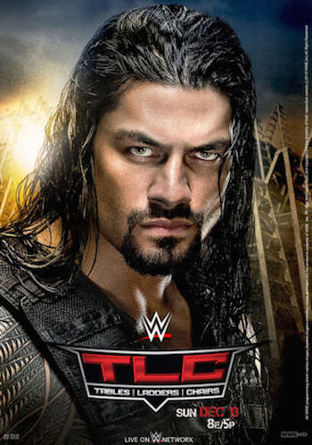 WWE TLC 2015 PPV Download
