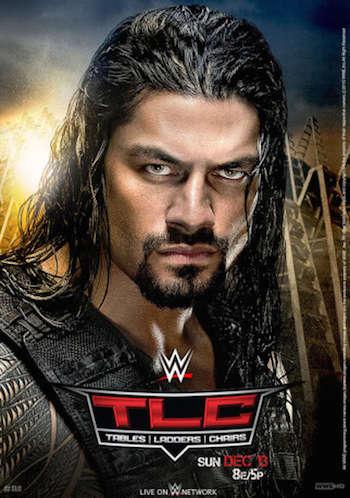 WWE TLC 2015 PPV Download