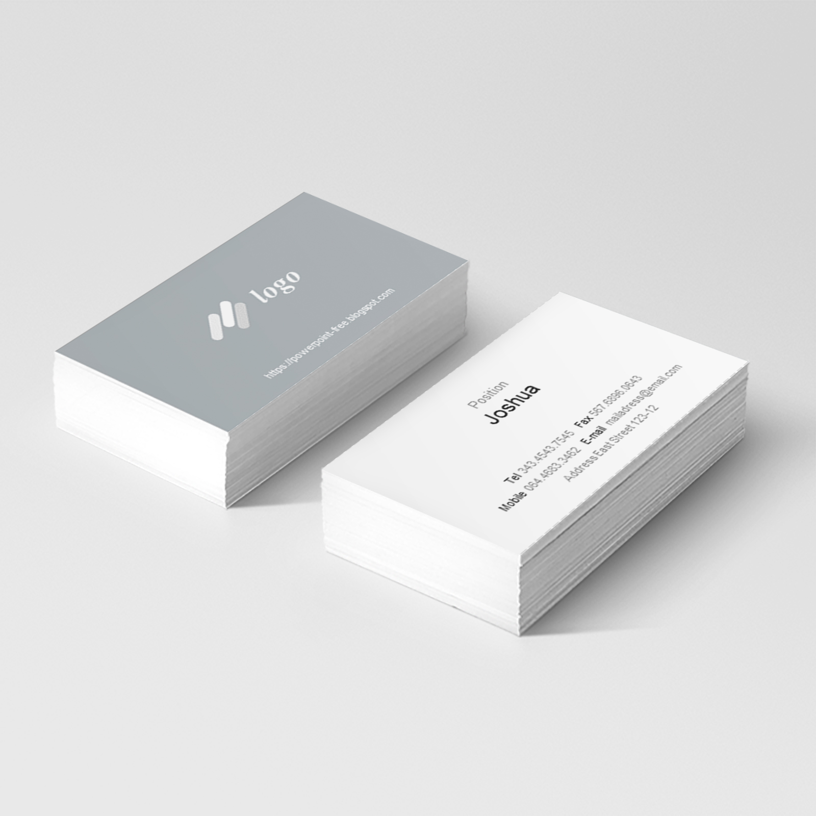 Business Card Point Templates