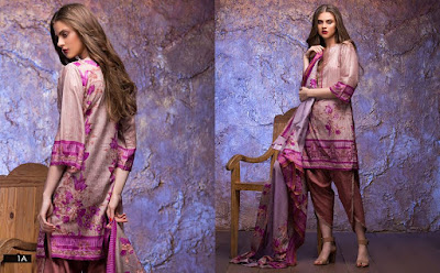Sahil summer printed lawn collection for girls