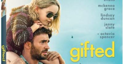 Gifted Movie DVD - Starring Octavia Spencer