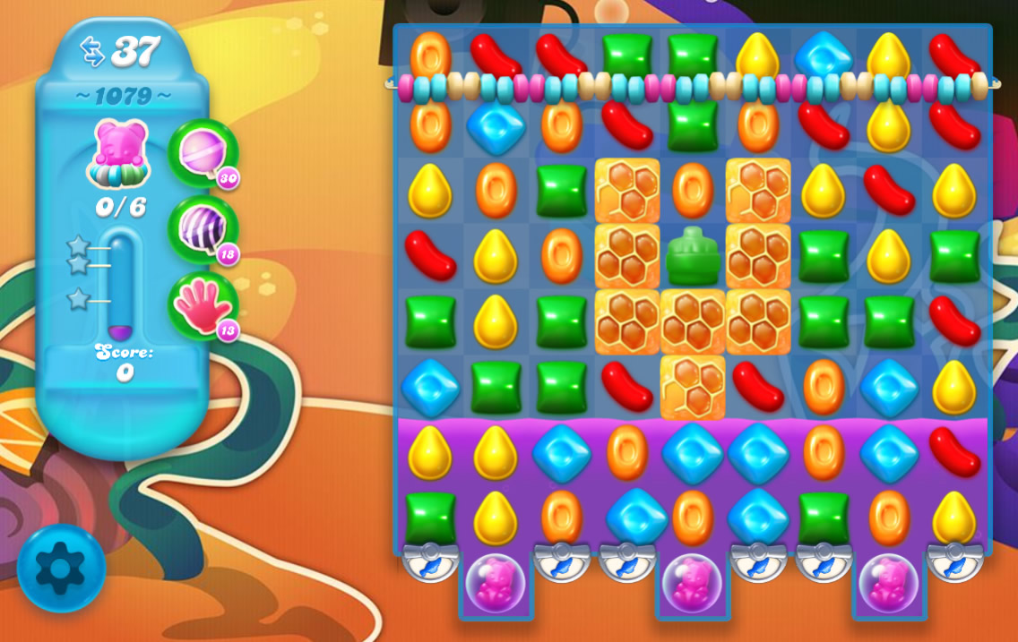 Candy Crush Soda Saga 1079