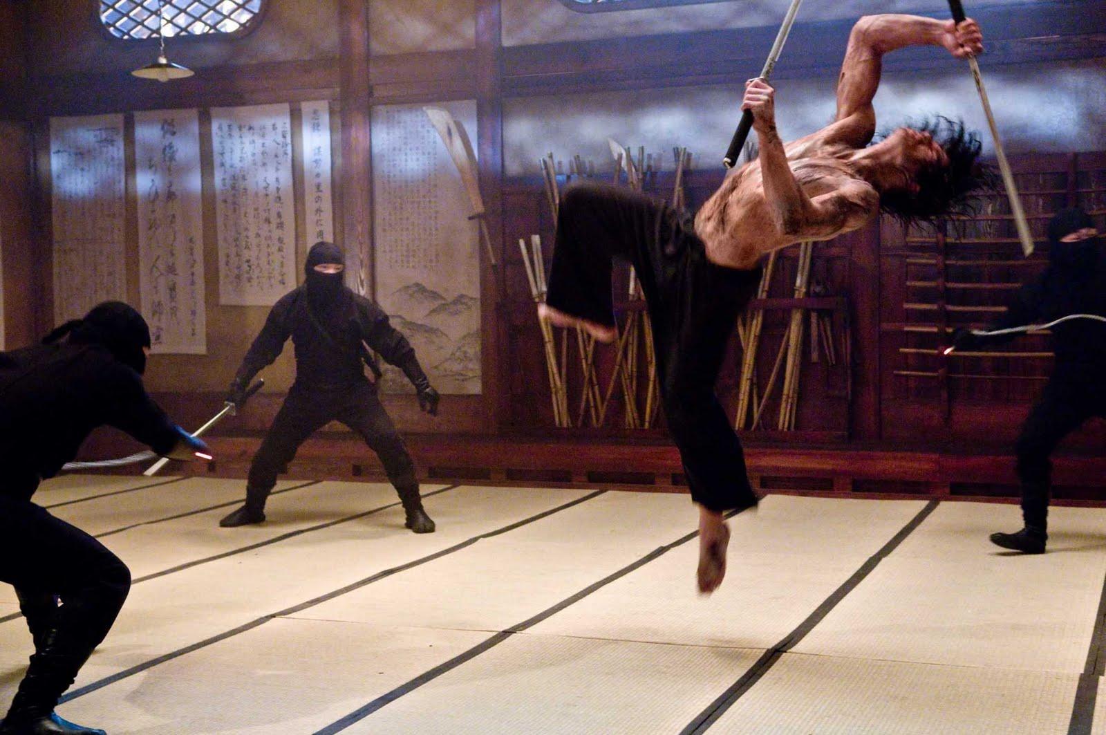 ninja assassin imdb