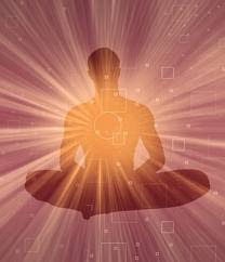 Divine Peace in Meditation