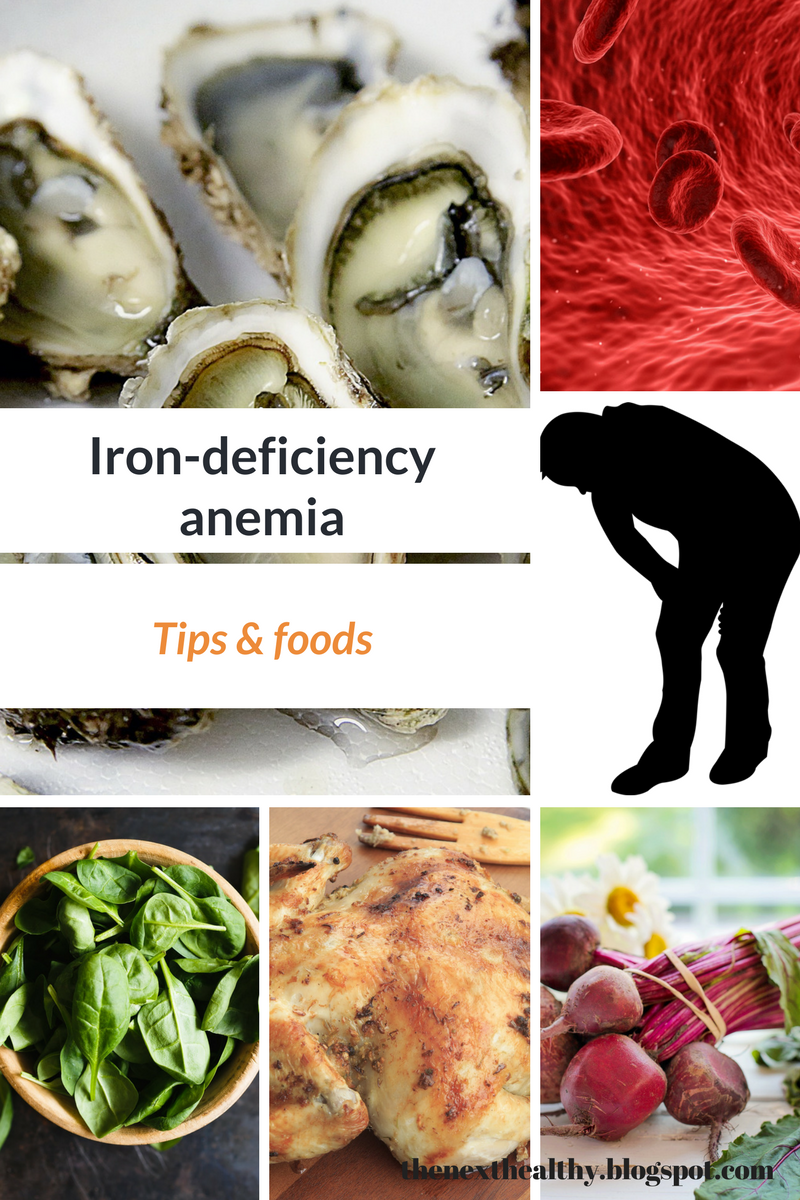 I Have Iron Deficiency Anemia Should I Be Concerned