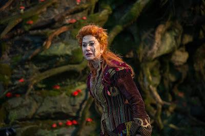 The Nutcracker and the Four Realms 2018 movie still Helen Mirren