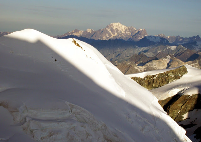 Castor and Mont Blanc