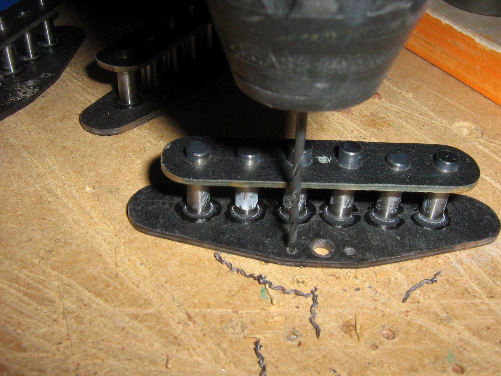 the guitar weasel building a strat pickup set part 3. Black Bedroom Furniture Sets. Home Design Ideas