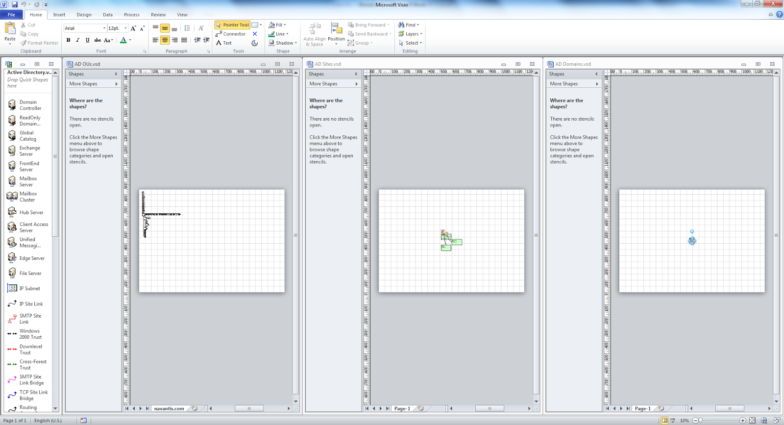 once you click draw it will open visio and he will do the needful as you requested  [ 1600 x 867 Pixel ]