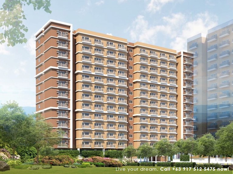 Studio 24 Sqm - Camella Condo Homes Las Pinas| Camella Affordable House for Sale in Las Pinas City