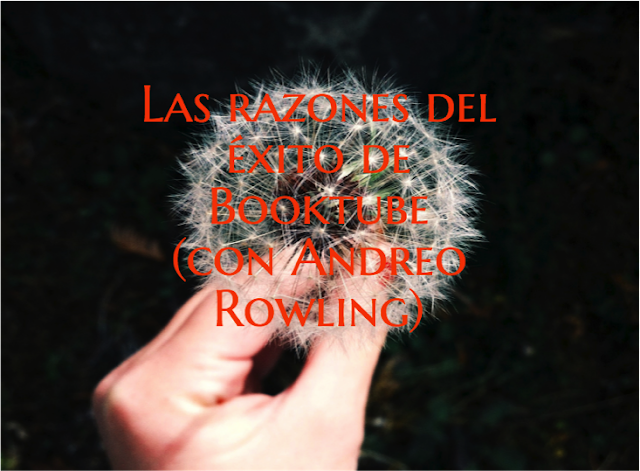 Booktube Andreo Rowling